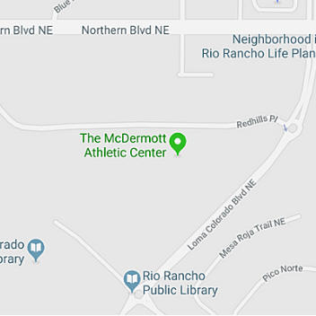 Rio Rancho Location for Little Kickers